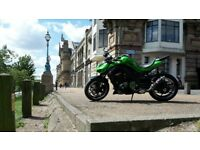 Kawasaki z1000 PERFECT CONDITON NOT A MARK ON IT UPGRADES LOTS OF MONEY PUT INTO HER