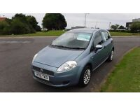 FIAT GRANDE PUNTO 1.2ACTIVE,2009,1 PREVIOUS OWNER,Only 44k,FULL SERVICE HISTORY,Very Clean Condition