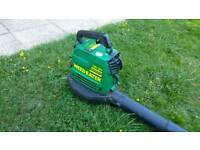 PETROL BLOWER WEED EATER GBI 30V