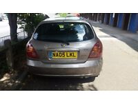 Nissan almera 1.5 hatchback year 2005 petrol manual