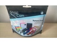 ION 5032 SnapCam Camera Bumper Pack NEW
