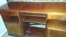 Wooden Sideboard FREE!