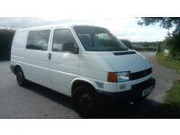 VW T4 converted campervan (12 months MOT)
