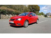 Seat Ibiza 2013 (62) 1.4 Petrol MOT Jan 18