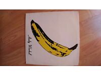 The velvet underground & nico produced by andy warhol