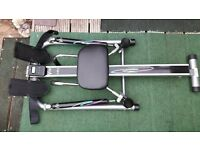 Dual sculling rowing machine Vfit HR3
