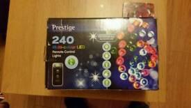 Christmas led lights remote control