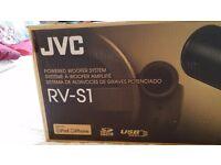 JVC RV-S1 GETTOBLASTER/BOOMBOX