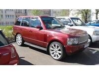 Range rover l322 for sale or swap