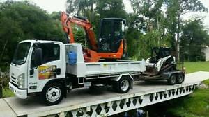 Ability excavations.. Bobcat, Excavator, Tipper sunshine Coast Maroochydore Maroochydore Area Preview