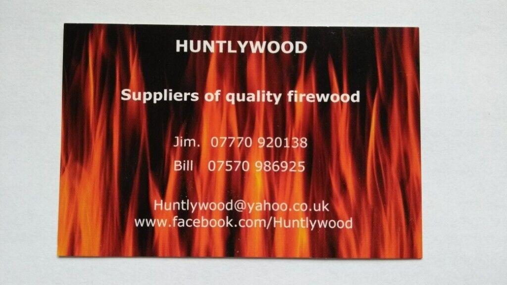 Firewood Logs In Huntly Aberdeenshire Gumtree