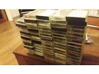 90 + cassette tapes