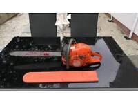 Husqvarna 575xp chainsaw