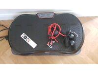 Genki Vibration Fitness Board with Remote Control