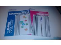 Leckie and Leckie National 5 Maths and English Practice Papers 2014 Edition