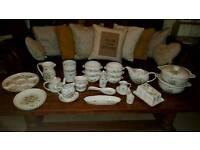 Vintage Kernewek Pottery Kitchenware Teaset