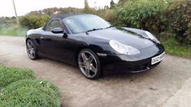 2002 Porsche Boxster 3.2 S Tiptronic