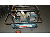 Clarke Industrial Air Compressor