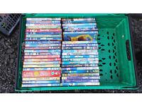 Big Bundle of Children DVD's - £10