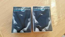 Emporio Armani round neck t-shirts