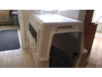 Very Large Dog Kennel - Great for Travel! Great for Home! Fits big dogs!