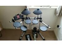 Yamaha dtxplorer electric drums