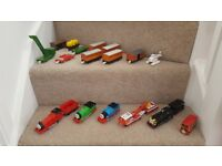 Toys - Thomas TheTank Engine - Very Large quantity of items in this Train Set