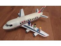 Playmobil aeroplane model 4310, all parts included