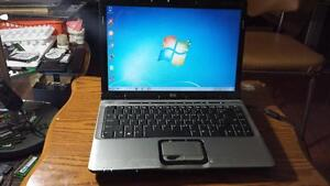 Used HP Pavilion DV2000 Dual Core Laptop with Webcam and Wireless for Sale (Delivery available within TRY-CITY area)