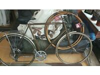 Raleigh Merlin Racer 1978 5 speed bike immaculate condition with 2 free tryes