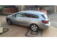 Auto Vaxhall astra estate 2.0 tdi very good condition