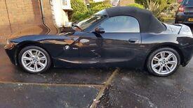 BMW Z4 2.2 Black
