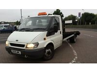 FORD TRANSIT LWB RECOVERY 2005 M.O.T JUNE 129K MILES