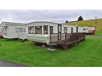 1997 Willerby Westmorland 35 x 12 Sited at Blackadder Holiday Park Greenlaw