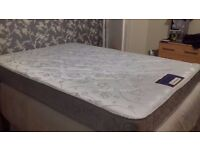 Double Mattress and Divan