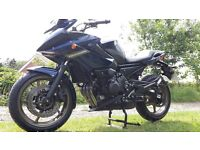 Yamaha xj6 Diversion. 600cc. Beautiful condition.
