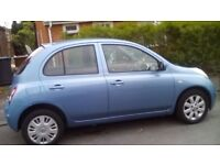 AUTOMATIC NISSAN MICRA 2006
