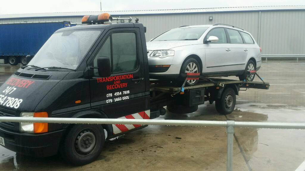 VW LT35 RECOVERY TRUCK
