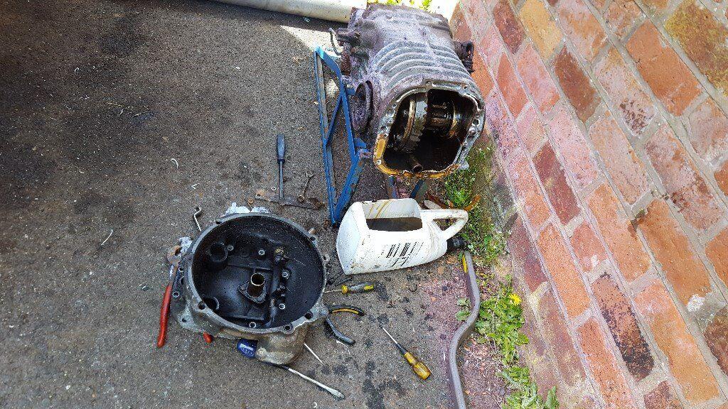 Vw T25 Diesel Gearbox In Market Drayton Shropshire