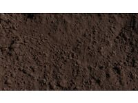 Unscreened top soil