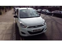 Hyundai i10 Classic 2011 (61 reg), perfect little car very economical ideal for new drivers!