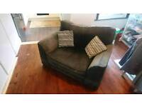 Large chair / 2 seater sofa