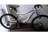 ladys muddy-fox mountain bike