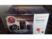 Canon eos 1200D Double Lens Kit