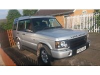 2003 landrover discovery td5 facelift manual 2.5 diesel very clean low miles 7 seater non sunroof