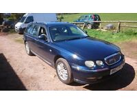 Rover 75 diesel spares or repair