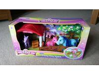 Pony Wonder Land Stable set