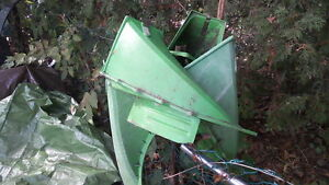 Lawnboy Grass Bag Chute