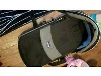 chicco carrycot and carseat