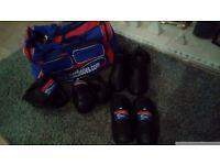 Matt fiddes martial arts full kit